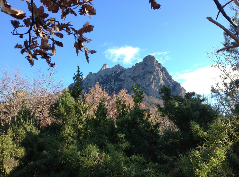 Escape route: Bugarach in the French Pyrenees, a place of safety in the event of extinction?