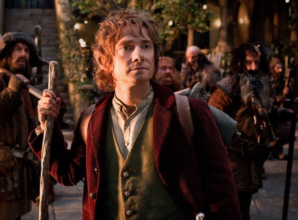Journeyman: Martin Freeman's Bilbo Baggins takes on the Dwarves