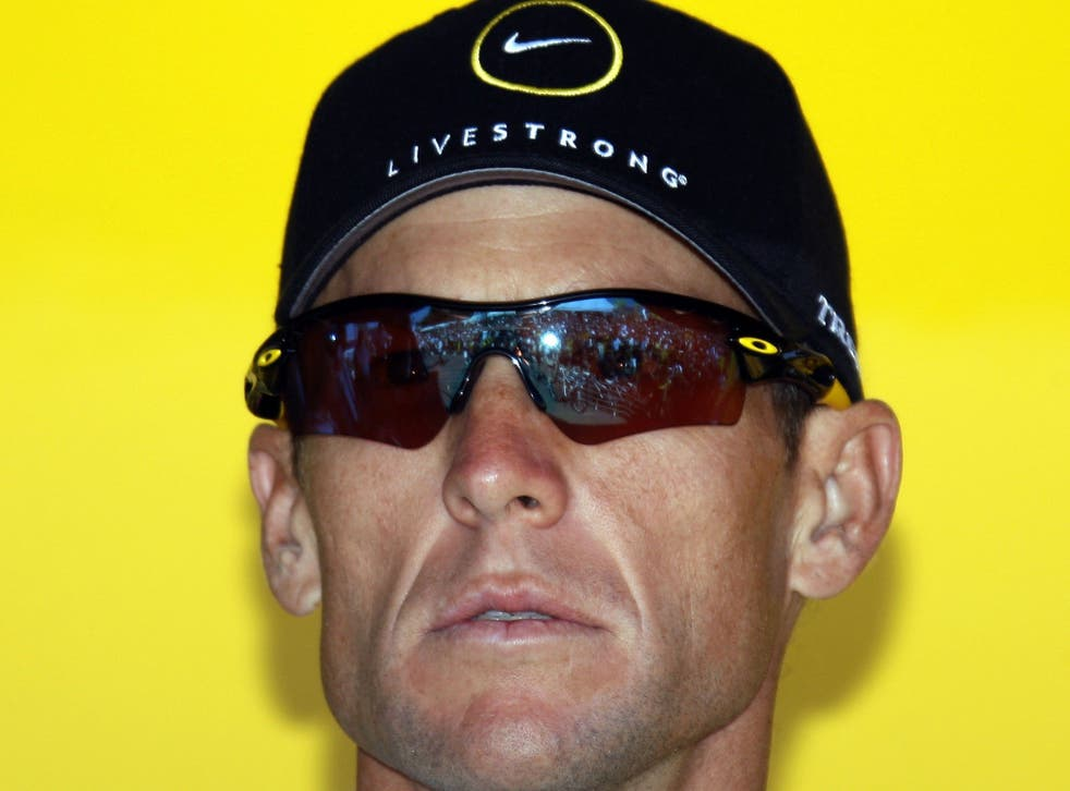 Lance Armstrong: The world's greatest living sportsman who turned out to be a serial cheat