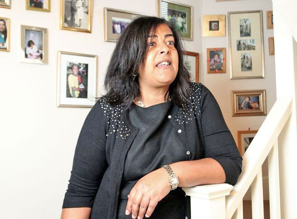 Susan Alexander believes her son Azelle Rodney was shot by 'trigger-happy police'