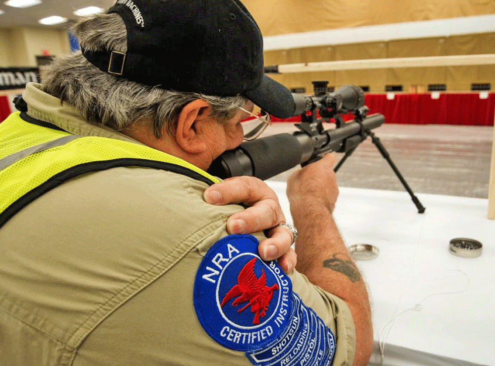 The NRA is considered to be the most powerful lobby group in the United States