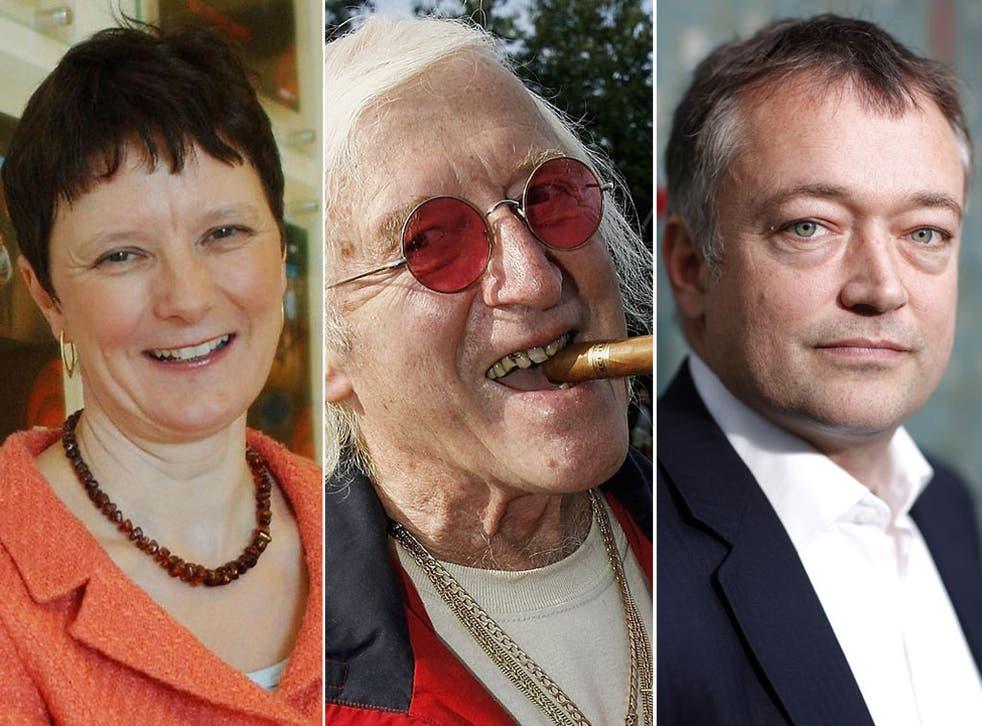 Helen Boaden, Jimmy Savile and Peter Rippon