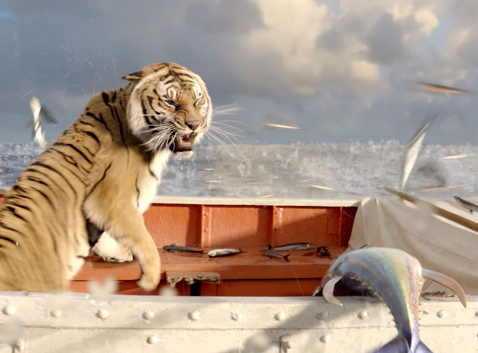 Cat scan: The detailed tiger in Life of Pi sets a new benchmark for CGI realism