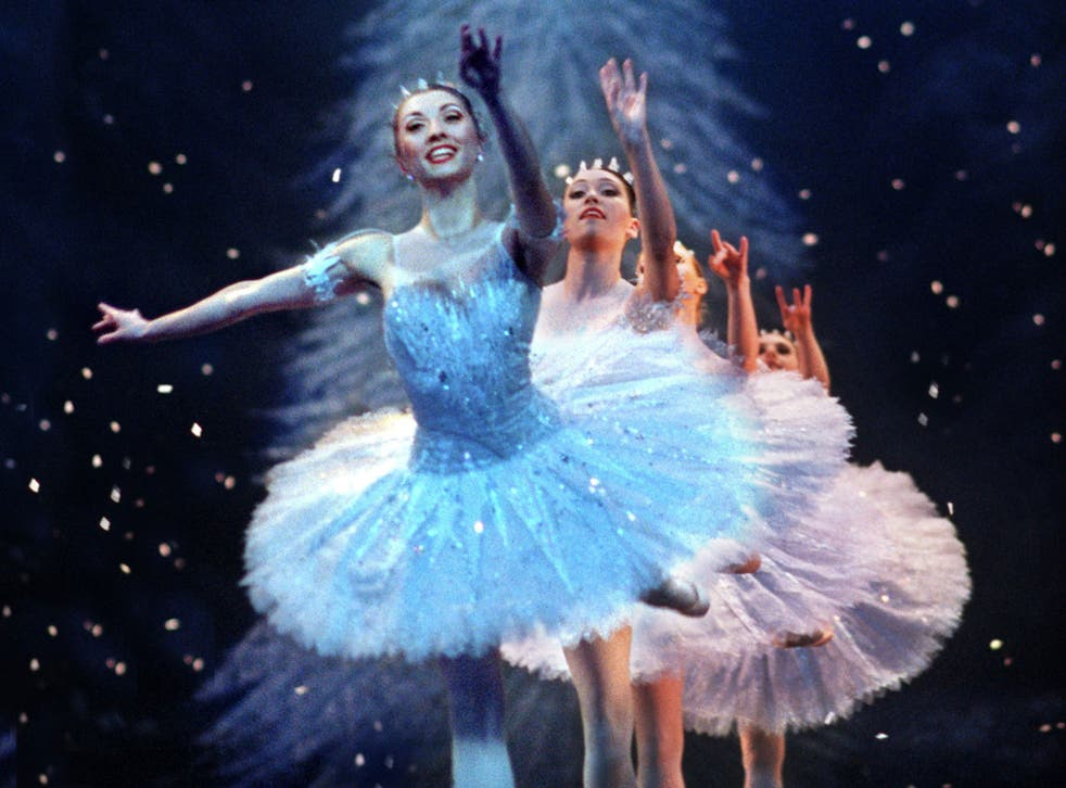 Starry night: English National Ballet's sparkling Nutcracker