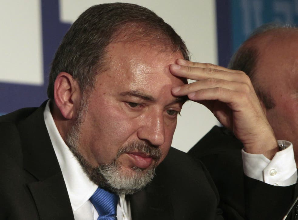 Avigdor Lieberman: The Yisrael Beiteinu leader says he wants the matter quickly resolved in court