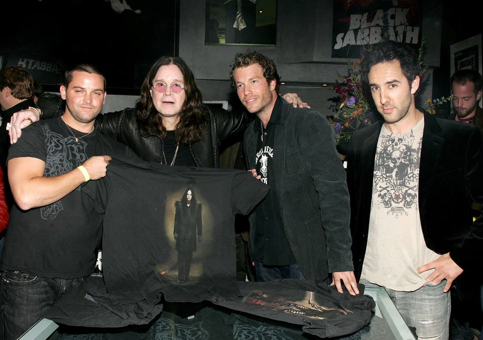 2cd9db9a5 Black Sabbath top the vintage t-shirt charts | The Independent