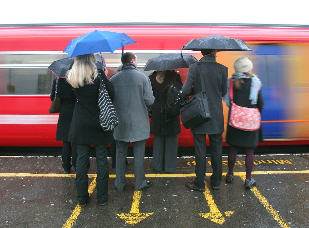 Some rail fares are set to increase by nearly 10 per cent