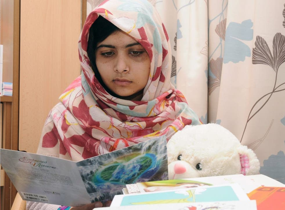 Malala Yousafzai can stay in the UK for at least three years