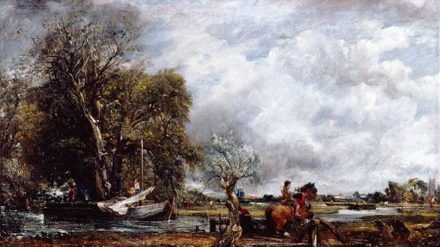 Monumental moods: John Constable's 'The Leaping Horse', 1825