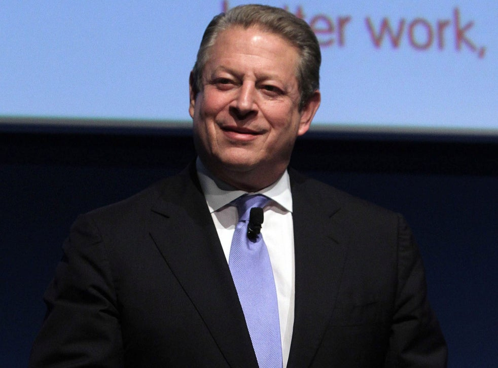 Environmental activism of Al Gore