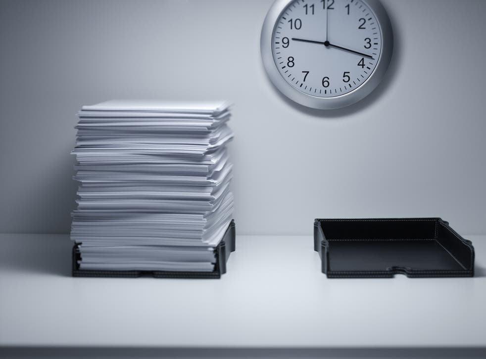 In a lengthy and painstakingly worded memo circulated to associates and staff, Andrew McGinty demanded that all employees should be at their desks by 9.15am – or explain why not