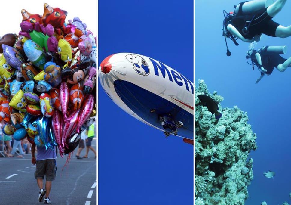 A ballooning problem: the great helium shortage   The