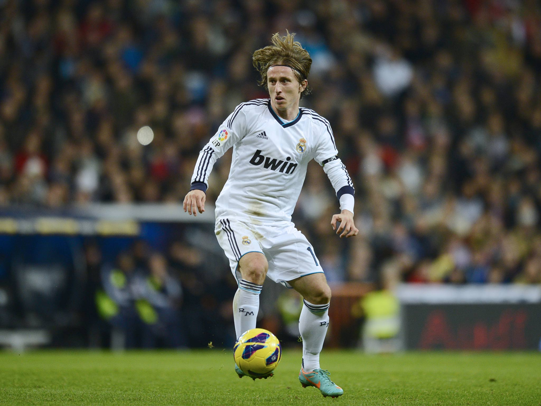san francisco 05c2f b3bd2 Luka Modric backed to stay and improve in Spain by Real ...