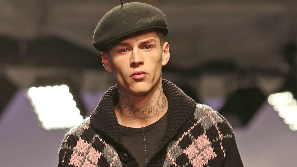 197176b600ad5 Revolution chic  Berets and 1968 French-wear are the order of the day at  London Collections  Men