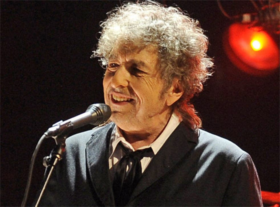 Sony released the collection of Dylan's demos shortly before the end of 2012