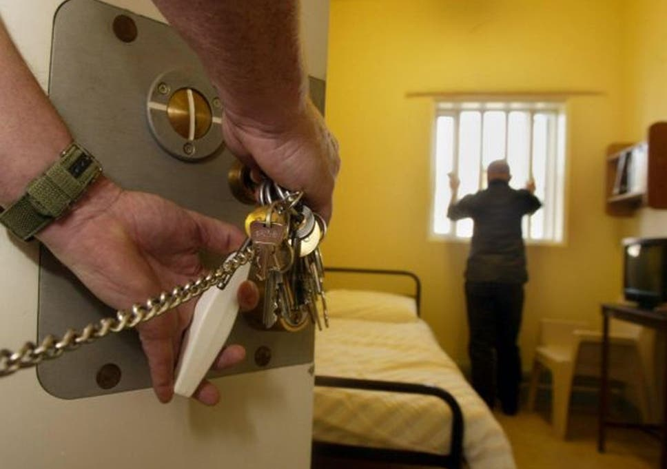 Grayling ploughs on with plan for 'super-jail' | The Independent