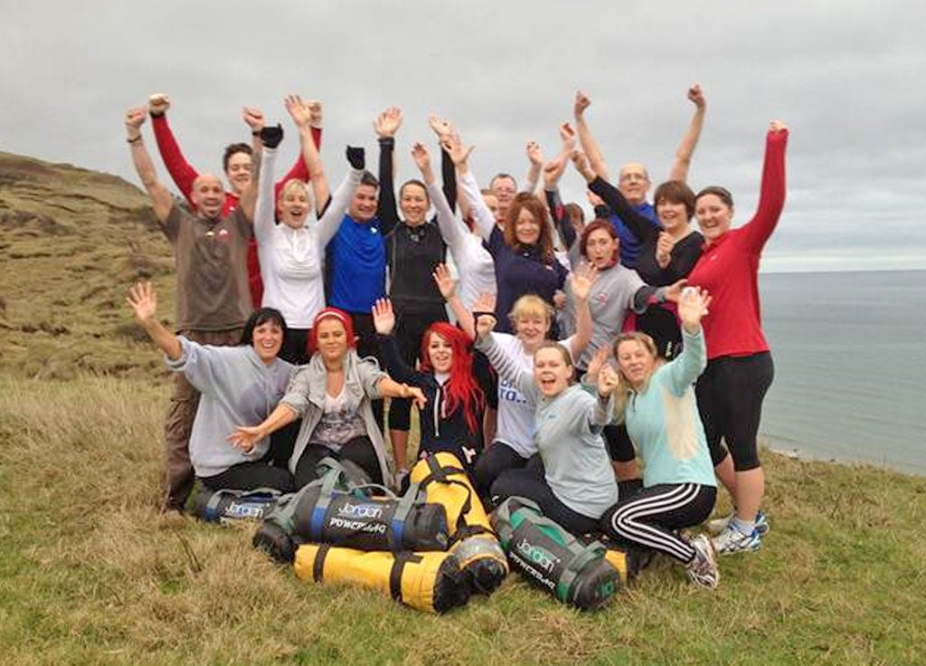 Detox boot camp uk