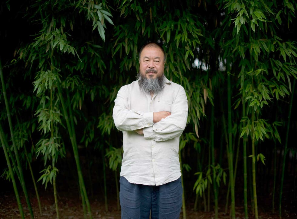 'Everything is art. Everything is politics': Ai Weiwei