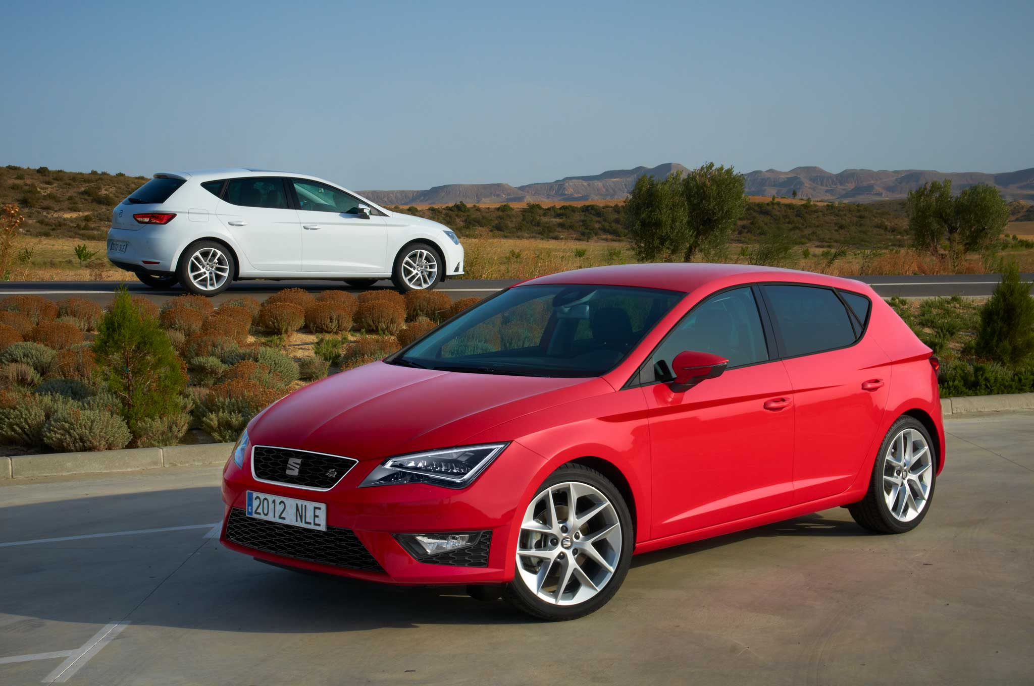 seat leon fr 1 4 tsi the independent. Black Bedroom Furniture Sets. Home Design Ideas