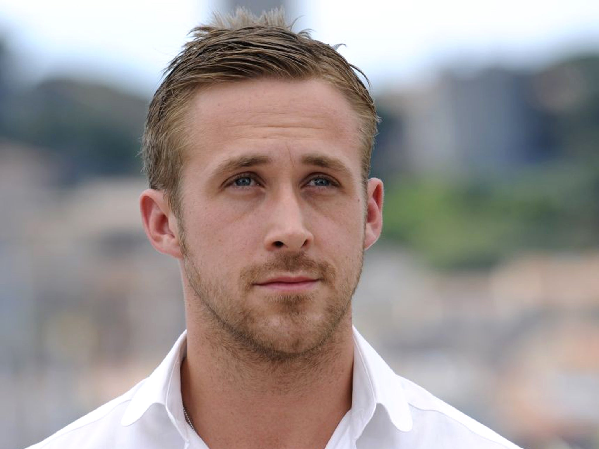 Ryan Gosling tells all about the love of his life (his dog, George) | The ...