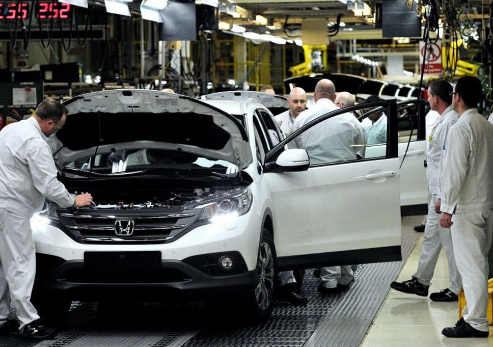 Honda S Job Cuts Spark Fears For Uk Car Industry The Independent