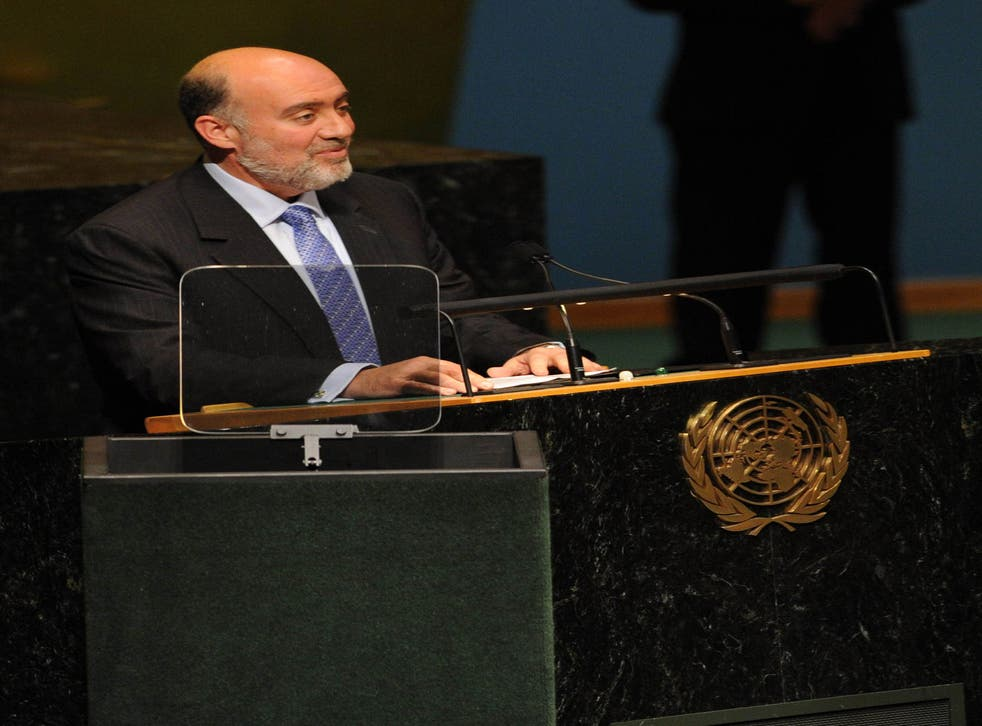 Yaakov Amidror and Ron Prosor (pictured) are at odds over