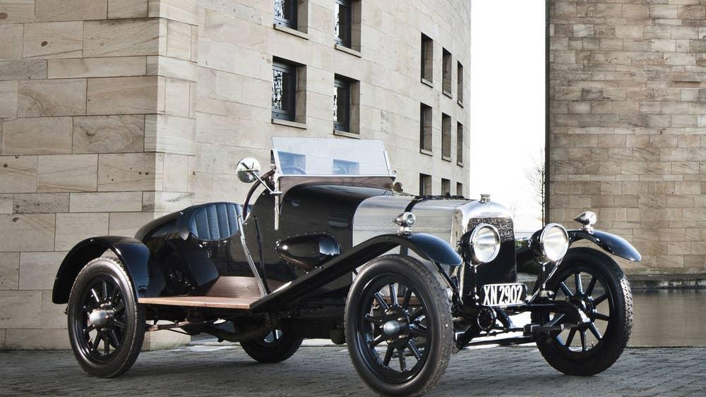 Aston Martin Celebrates 100 Years The Independent