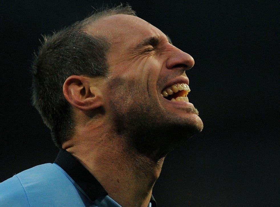 Man City have not won at Arsenal - Argentinian full-back Pablo Zabaleta hopes to change that