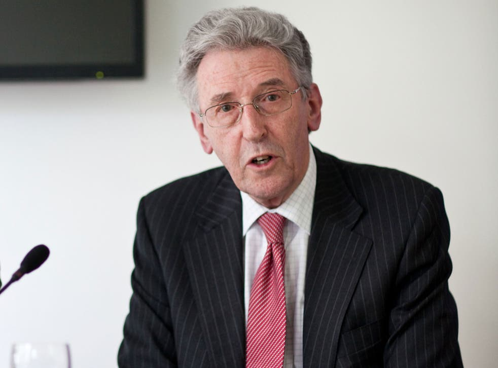 Lord Howell: 'There is no objection to my taking this job'