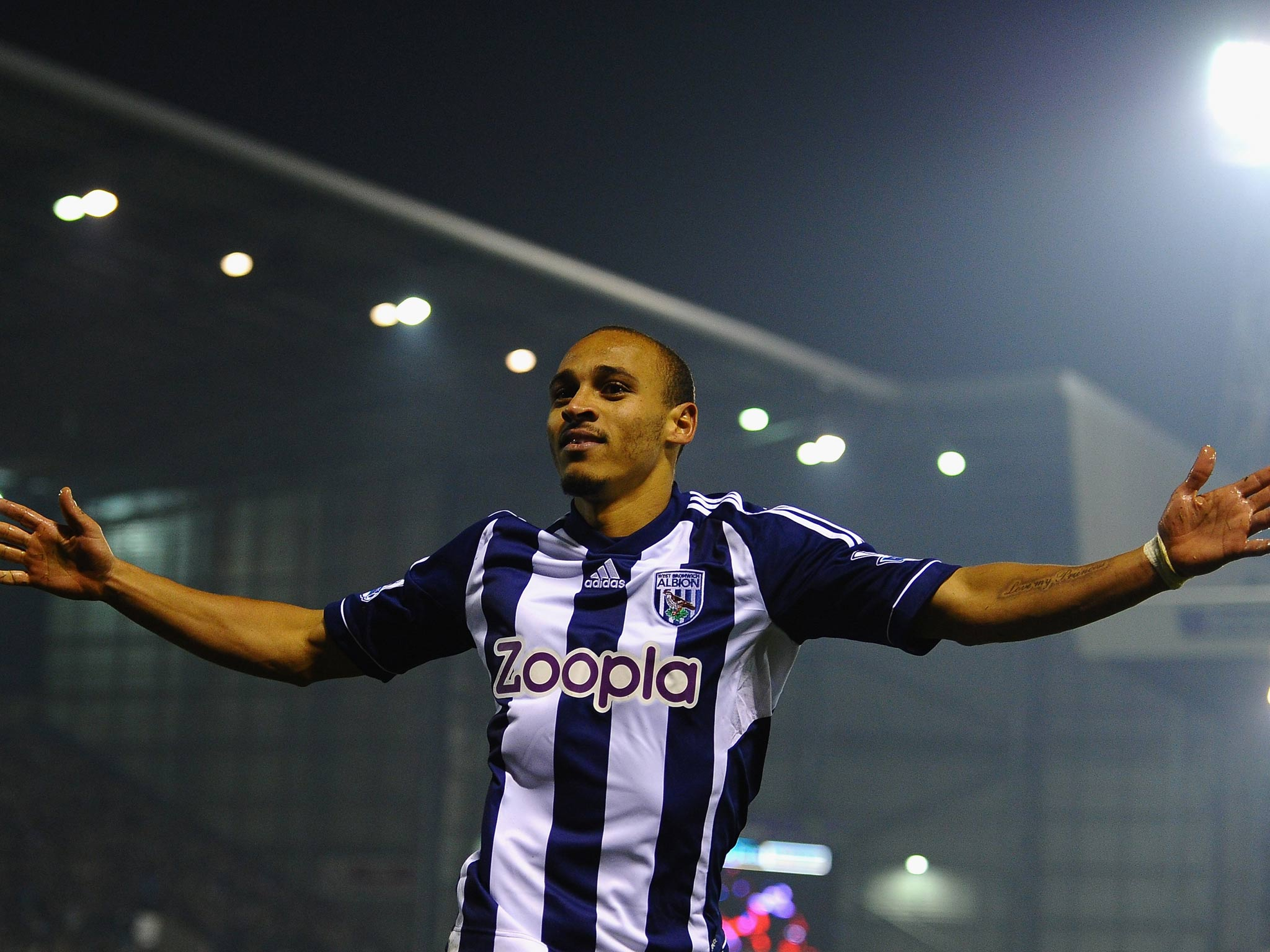 QPR Forced To Lock Peter Odemwingie Out Of Loftus Road