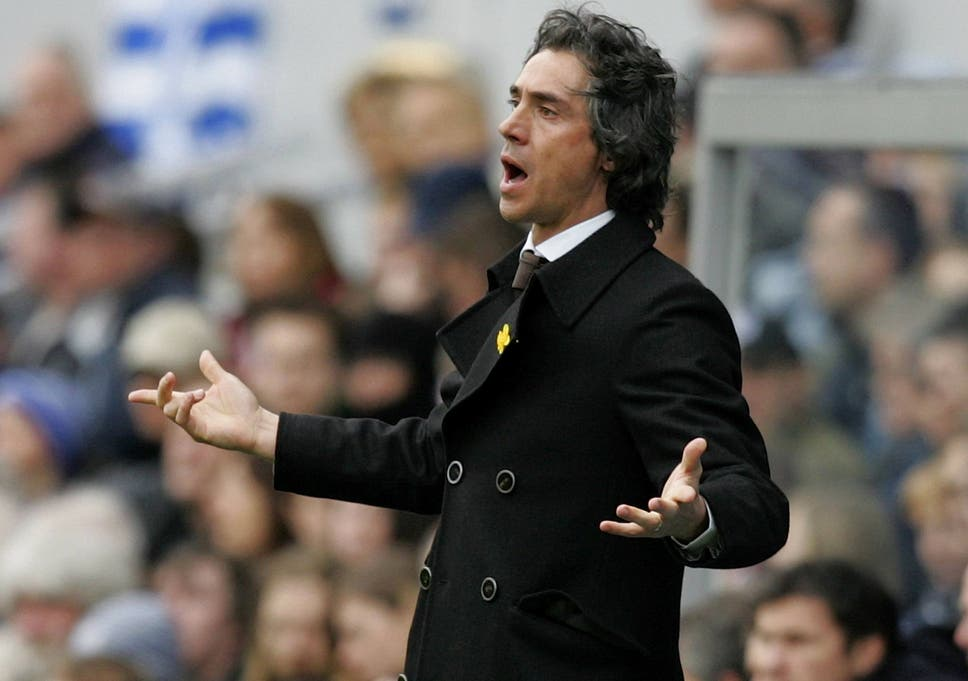 Former boss Paulo Sousa believes he was the one that harnessed the Premier League dream