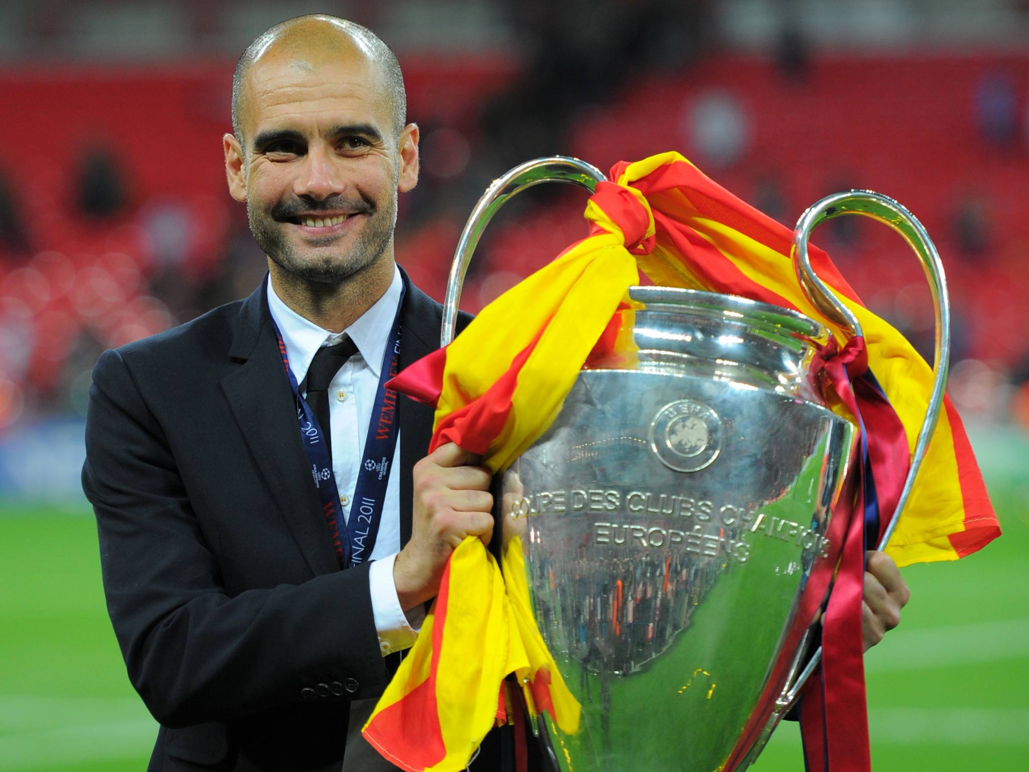 Image result for guardiola barcelona