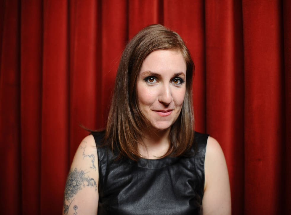 Girls star Lena Dunham says she would rather other women took leading parts