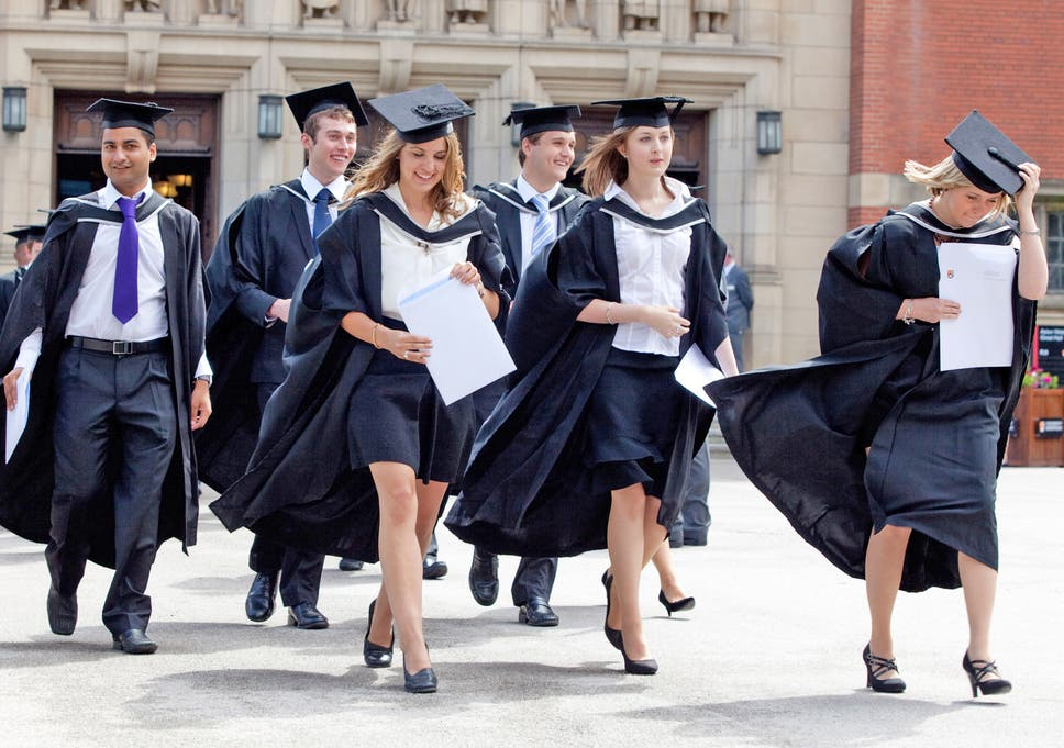Give us a job: How graduates can stand out from the crowd