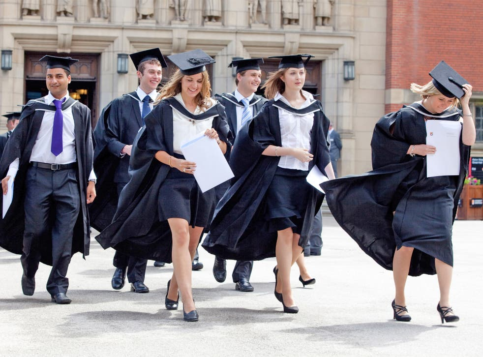 Great expectations: a first-class degree is no longer enough