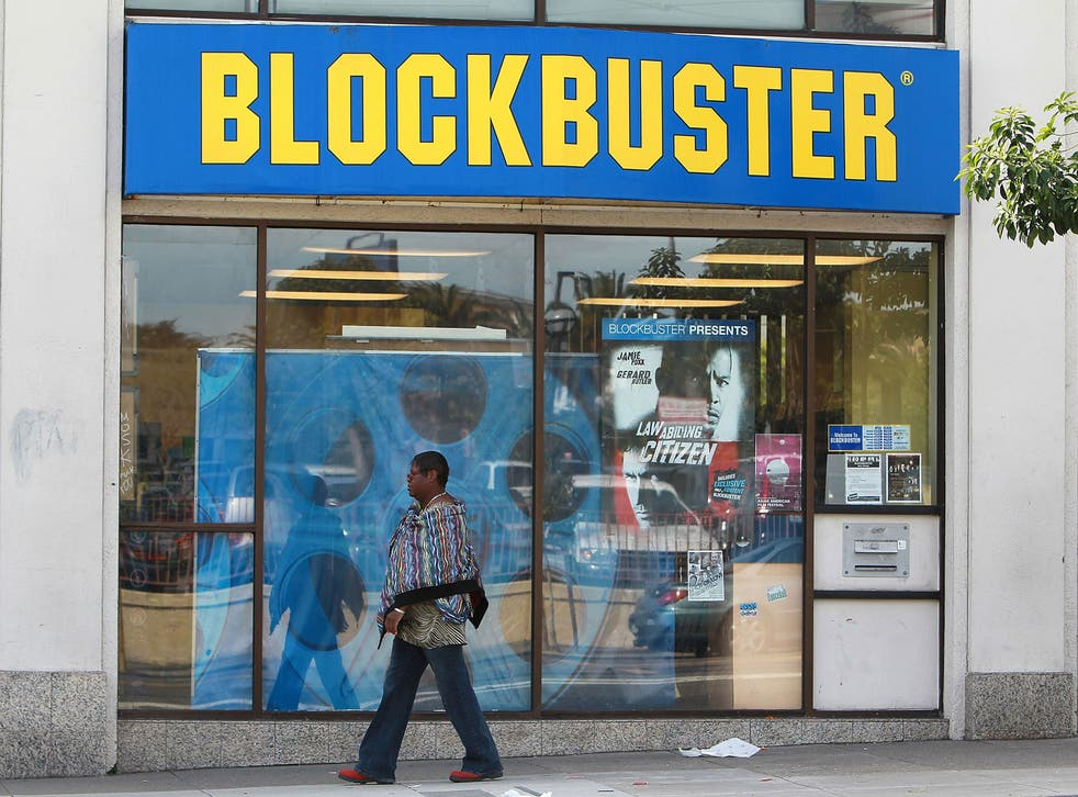 End of the DVD era? Blockbuster announces it will shut down all remaining stores within days