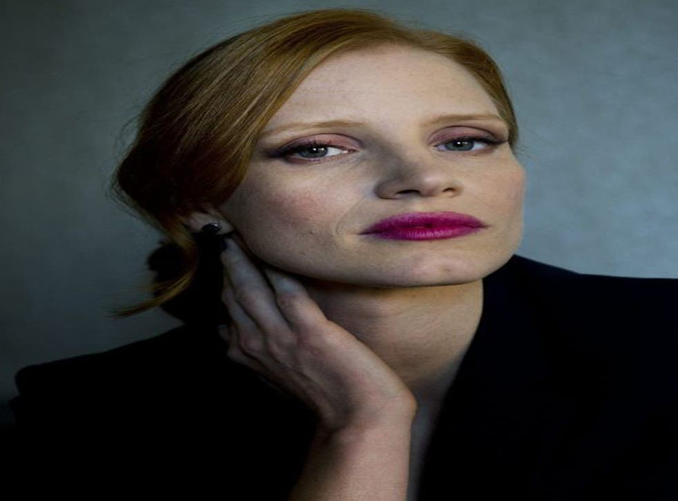 Jessica Chastain cast in The Zookeeper's Wife