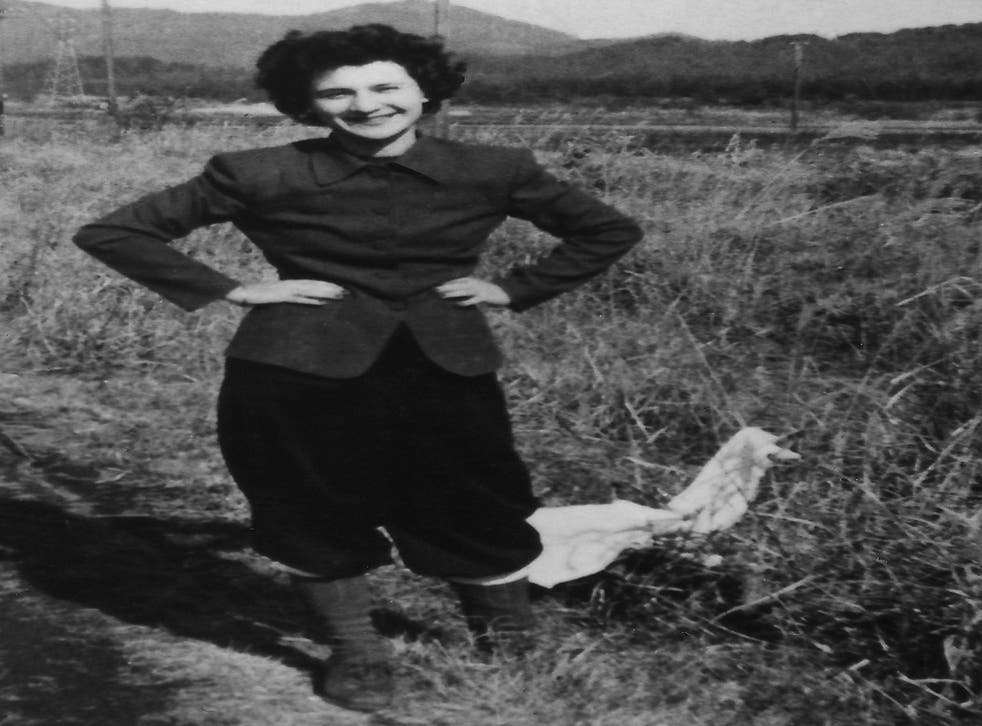 Gordon in Japan in 1946
