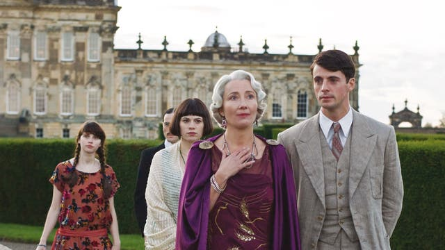 BRIDESHEAD REVISITED: 2008 film of Evelyn Waugh's classic gained a worldwide audience, earning $13.5m at box office
