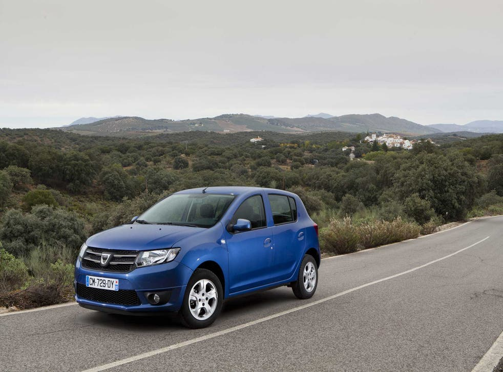 There's an honest simplicity about the Dacia Sandero Ambiance 1.2 - you don't worry about features when you don't have them