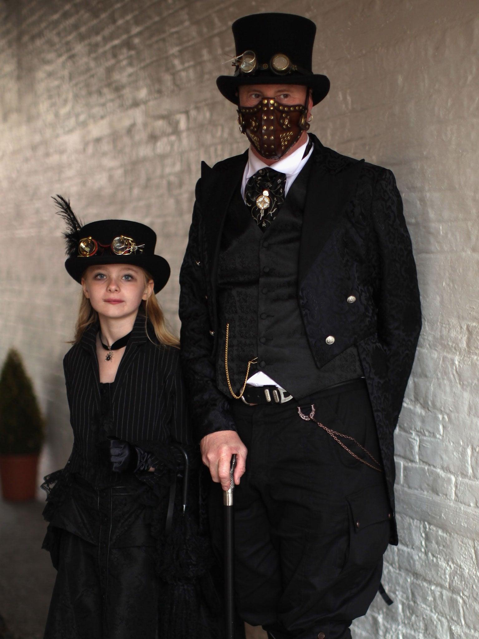 Steampunk Introducing Britain S Latest Fashion Craze