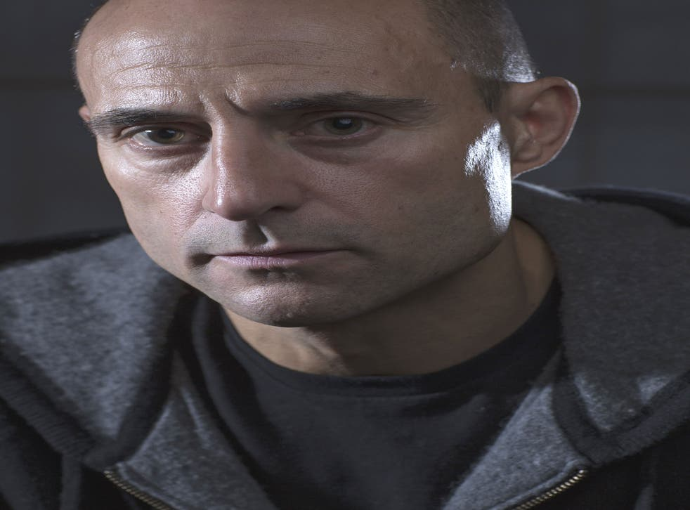 """In Zero Dark Thirty, Mark Strong plays """"George"""", a senior CIA official charged with locating the world's most wanted man. Strong remains mystified at the fuss around the film"""