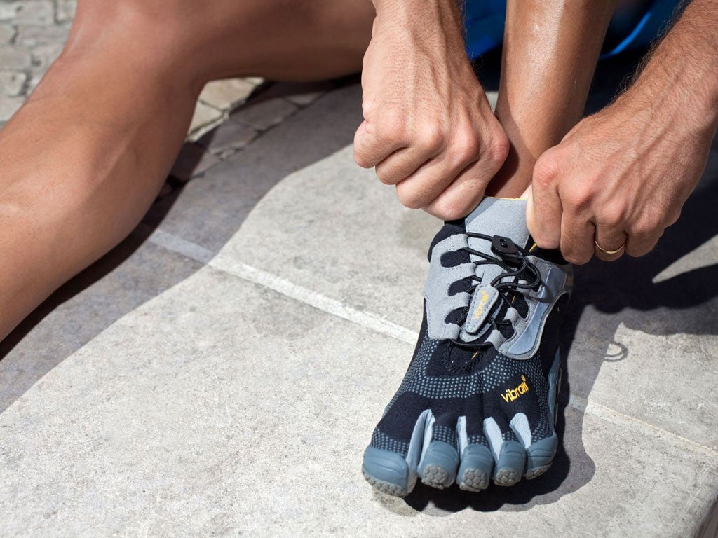 Running Shoes With Toes Uk