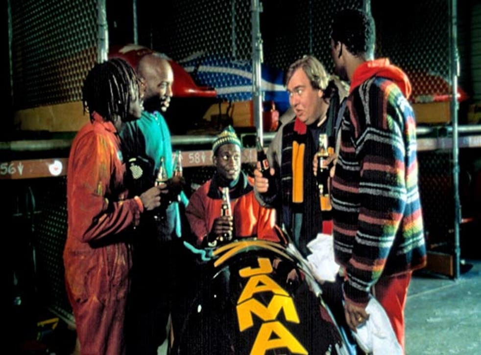 Cool Runnings has been voted the most heart-warming film of all time in a LoveFilm poll