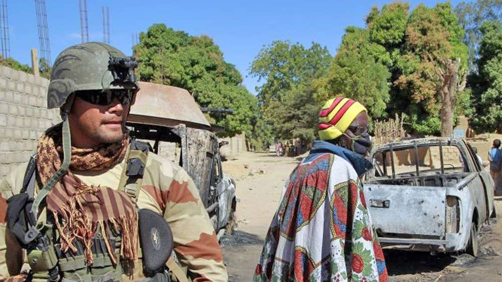 Special report from Mali: You could not recognise the bodies