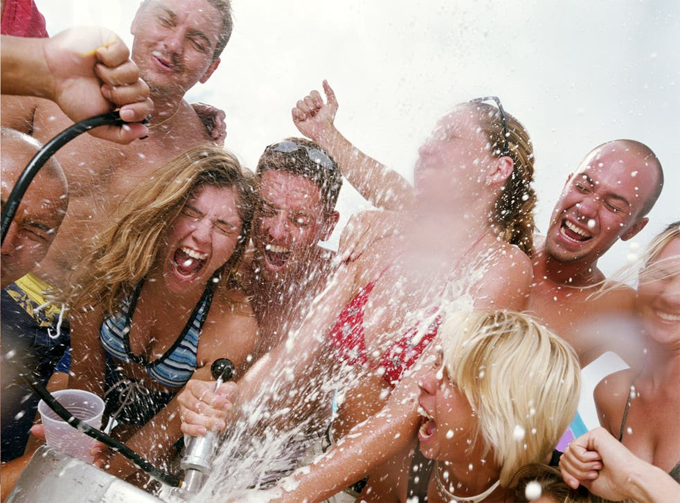 Watching 'What Happens in Kavos...', the Nineties generation knows, behaviourally, something has shifted