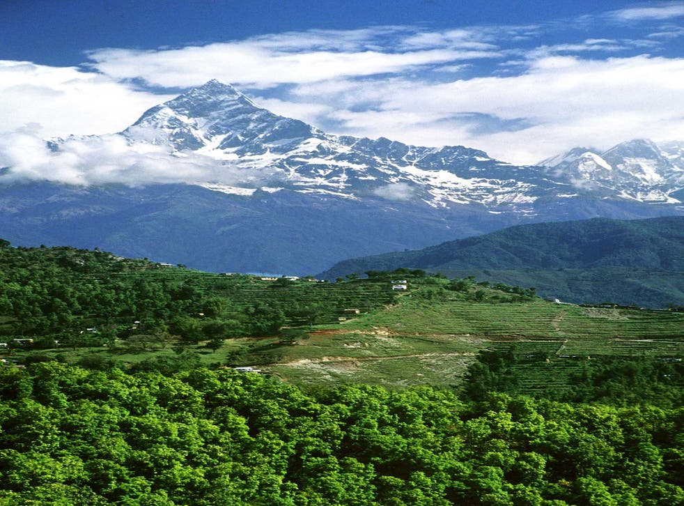 Khangchendzonga is the third-highest mountain in the world, and sacred to the Buddhists