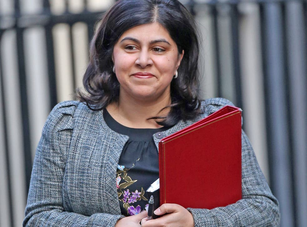 Lady Warsi said moderate voices had been 'stifled' in the Leave camp