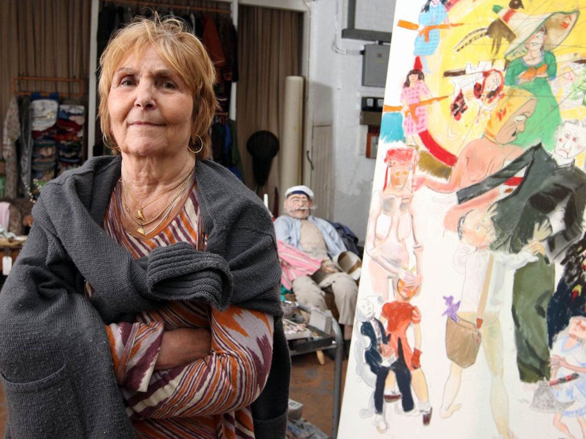 Paula Rego S Private World The Independent