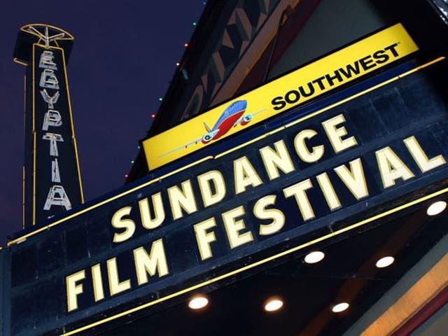 The Sundance Film Festival is taking place in Park City, Utah